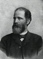 Portrait Victor Meyer, 1901 erschienen
